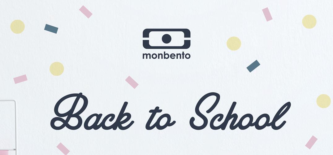 Monbento Back2school